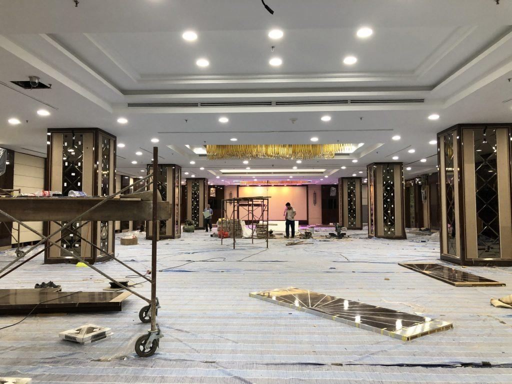Corus Hotel, Malaysia