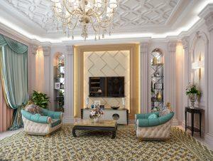 Arabic Design, Interior Design, Qatar Design, Luxuries Design,