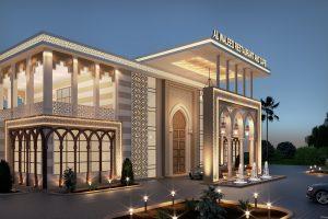 arabic restaurant designer in kuala lumpur